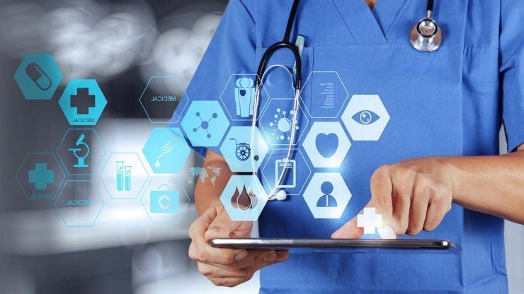 Internet of Things (IoT) in Healthcare